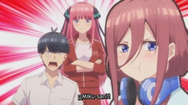 Momentos Divertidos Del Anime Gotoubun no Hanayome | おかしいアニメの瞬間五等分の花嫁