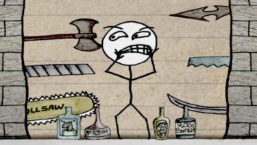 常識がまったく通用しないゲーム! – Trollface Quest 実況プレイ