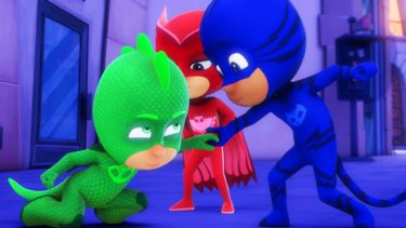 パジャマスク PJ MASKS | ゲッコーのこえ  | ビデオクリップ | 子供向けアニメ