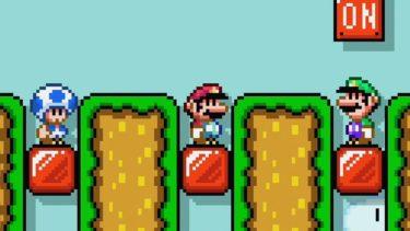【ゲーム実況】3人でスーパーマリオメーカー2を遊んだよ マリメ【アナケナ&カルちゃん&ママケナ】Super Mario maker 2