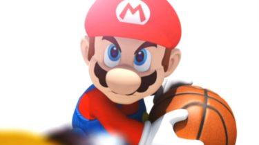 【4人実況】マリオのバスケットボールがぶっ飛びすぎてて面白い