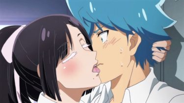 Funny Accidental Kisses In Anime | KISS MOMENTS | アニメのキスシーン集