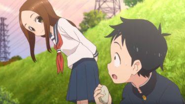 からかい上手の高木さん2期 1話/TVアニメ2019