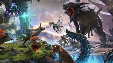 恐竜だらけの地下世界でサバイバル生活! – ARK Aberration ゆっくり実況#1