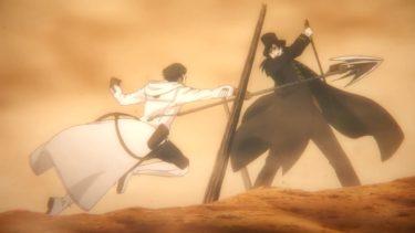 TVアニメ『かつて神だった獣たちへ』オープニング映像