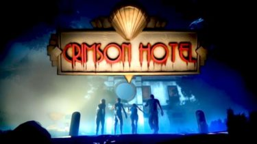 幽霊ホテルから協力して脱出を目指すホラーゲームで超笑う【2人実況】