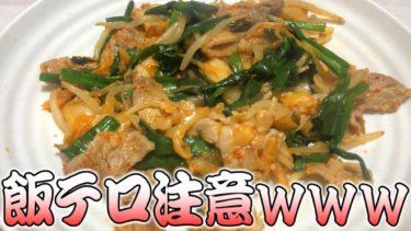 ゲーム実況者が作る200円の肉で出来る最高のおつまみ
