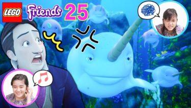 かんあきとみよう!レゴフレンズアニメシーズン2 第25話「ついに決戦!フレンズVSカーター」