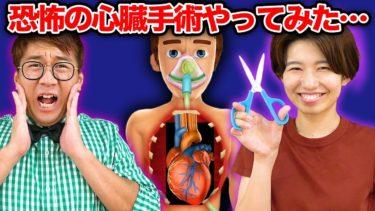 【バカゲー】恐怖!?心臓の手術ゲーム実況プレイしてみた!