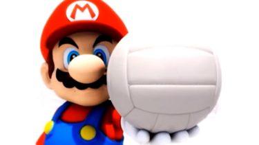 【4人実況】マリオのバレーボールがぶっ飛びすぎてて面白い