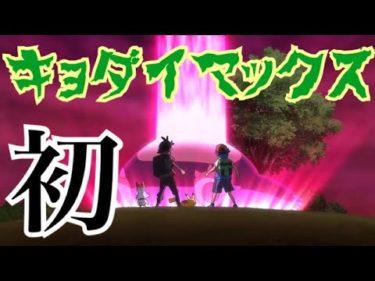 【アニメ感想】5話 アニポケ初のキョダイマックス!「ヒバニーGET」「カビゴン」