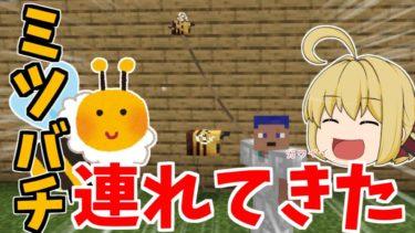 【Minecraft】ダークオークの森再び!今度こそミツバチを連れて帰ります!! パート25【ゆっくり実況】